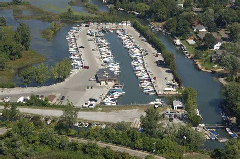 Elba Mar Boat Club by Elba Mar Boat Club In Grosse Ile Mi United States