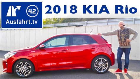 kia stonic automatikgetriebe 2018 kleinwagen ausfahrt tv
