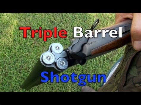 barrel shotgun youtube
