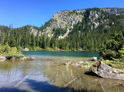AAJ 096: Stevens Pass to Snoqualmie Pass Run/Hike
