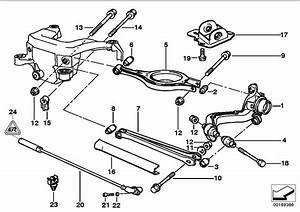 Bmw 328i Eccentric Bolt  M12x1  5x82-10 9  Suspension  Axle  Rear
