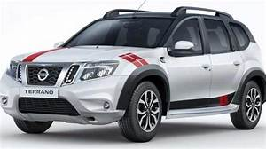 Nissan launches Terrano Sport