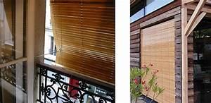 Store Enrouleur Bois : store venitien exterieur bois ~ Premium-room.com Idées de Décoration