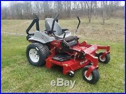 2014 exmark 60 lazer z commercial hydro zero turn lawn mower kohler 25hp efi 171 zero turn mower