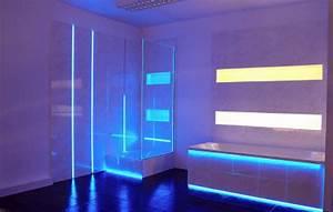 Led Beleuchtung Im Bad : led beleuchtung glas ortlieb gmbh ~ Markanthonyermac.com Haus und Dekorationen