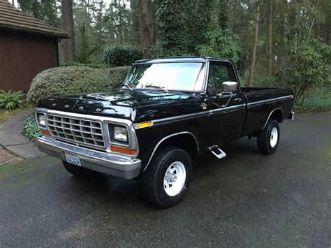 1978 Ford F150 Ranger Xlt 4x4 Short Bed Amazing Condition