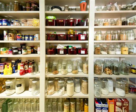Pantry Storage Ideas by 8 Smart Storage Ideas For Pantries Kitchn