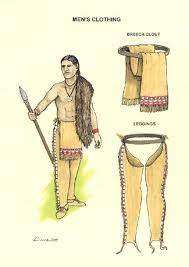 Clothing - Wisconsin Indian Tribes