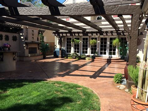 Backyard Tours by Interiors Garden Tour Tuscan Backyard
