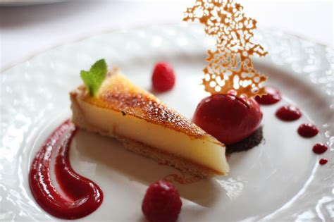Try this dessert recipe for stout and roasted barley caramel custard tart, a celebration of irish ingredients with a modern twist by chef mark moriar. Hambleton Hall and the Art of Fine Dining | Dessert recipes, Dessert presentation, Gourmet recipes
