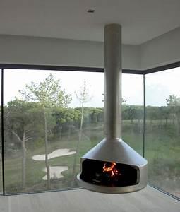 Cheminée Bois Design : des chemin es design en m tal des chemin es prix sans taxe ~ Premium-room.com Idées de Décoration