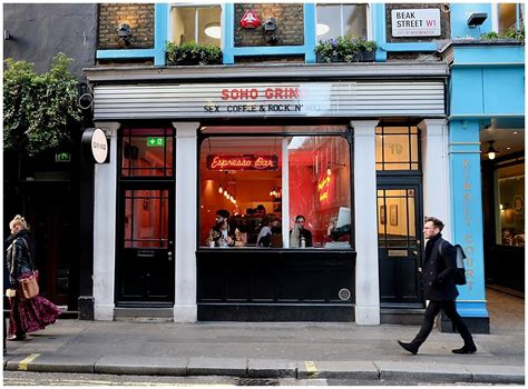 Simply click on the it's a grind coffee house location below to find out where it is located and if it received positive reviews. Best Places to Eat and Drink in Soho London - Miss Portmanteau