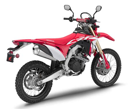 2019 Honda Trail Bikes honda s 2019 crf450l and crf450x trail to trail and