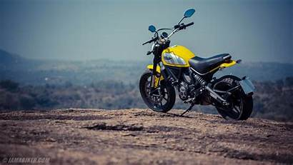 Ducati Scrambler Wallpapers Yellow Landscape Motorcycles Icon