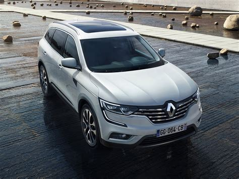Koleos Hd Picture by New 2017 Renault Koleos Facelift Hd Photos Types Cars