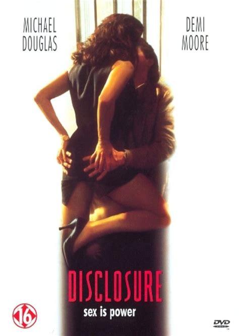 bolcom disclosure dvd michael douglas dvds