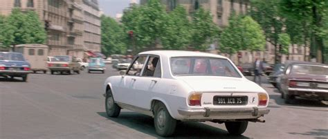 1970 Peugeot 504 Injection In