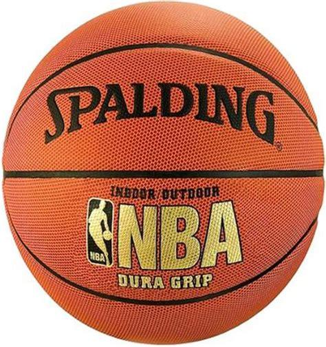 spalding dura grip composite nba basketball size