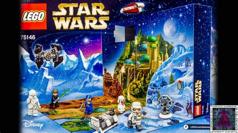wars christmas lego wars advent calendar day 1 75146 transparent