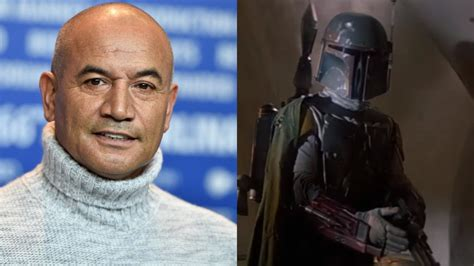 News: The Mandalorian Season 2: Temuera Morrison Cast as ...