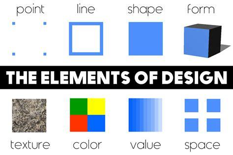 elements  design onlinedesignteacher