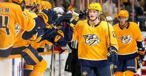 Nashville predators earn double tv ratings for stanley cup playoff game against carolina. Nashville Predators Practice Report: A Saturday 3-2-1 - On the Forecheck