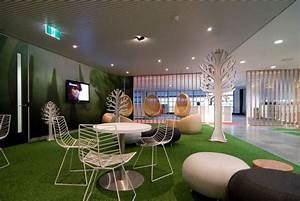 Cool Office Design With Creative Interior And Modern ...