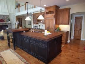 kitchen islands with butcher block top black kitchen island with butcher block top kitchen island ideas black kitchen