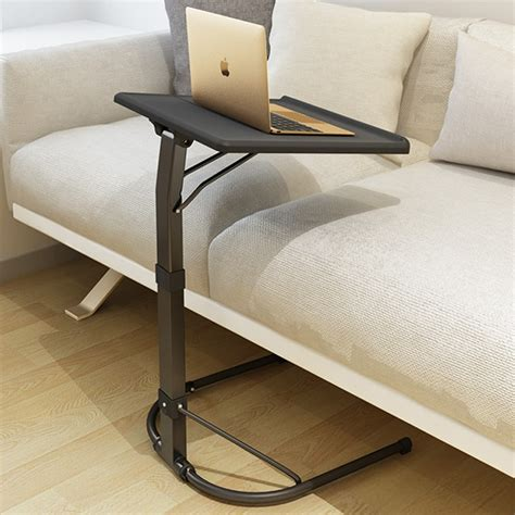 laptop table computer desk home office furniture sofa bed tables easy  carry ebay