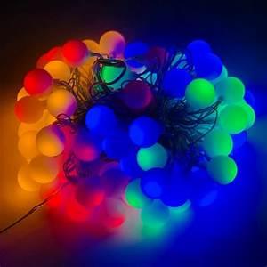 Kleine Led Lampjes : led sfeerverlichting lampjes klein 50 stuks kleur multi colour ~ Markanthonyermac.com Haus und Dekorationen