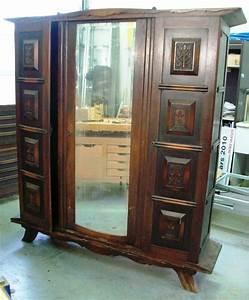 Comment Transformer Une Armoire Ancienne : chambre des ann es 40 50art 39 b n ~ Melissatoandfro.com Idées de Décoration