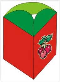 Triangle Template For Kid Craft by Cherries Triange Box Template Craft Ideas For Kids