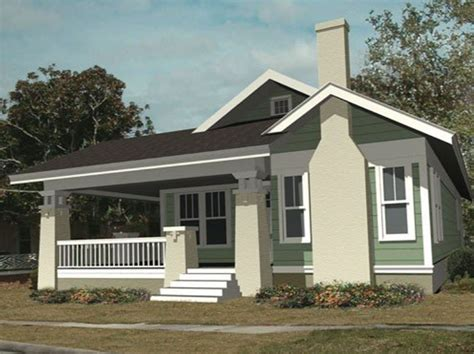 Bungalow With Wrap-around Porch