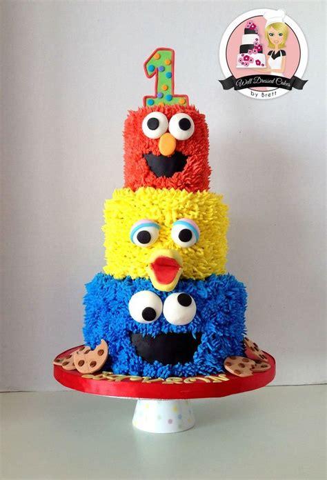 tier sesame street birthday cake mit bildern kinder