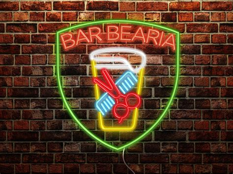Barbearia - Thiago Martins Designer // + 55 11 971 514 466