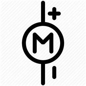 Diagram Motor Symbol