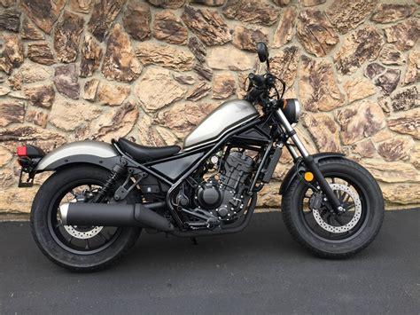 honda rebel 500 new 2018 honda rebel 500 motorcycles in il stock