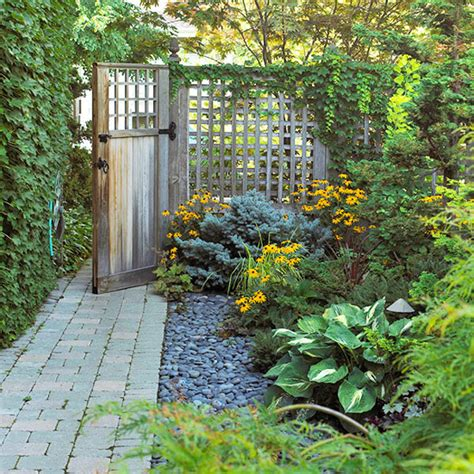 landscape idea best landscaping for privacy