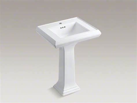 memoirs pedestal sink 24 kohler memoirs r classic 24 quot pedestal bathroom sink with