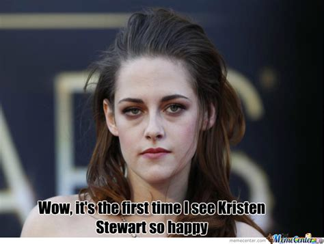 Kristen Stewart Meme - kristen stewart emotions by recyclebin meme center