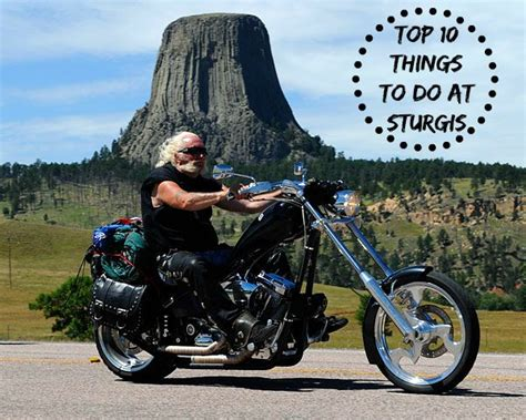 Bikerornot's Top 10 Things To Do At The Sturgis Motorcycle