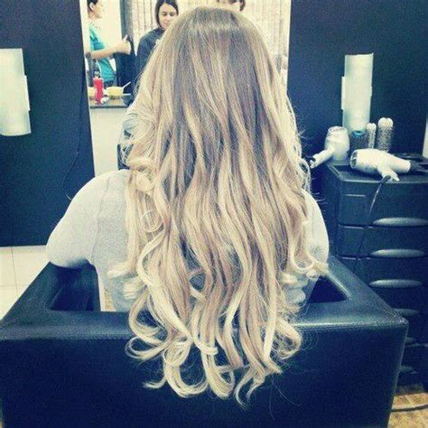 pretty salon hairstyle long hairstyles