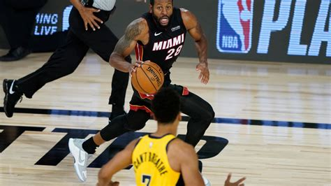 Heat vs. Pacers: Andre Iguodala records 28 minutes off ...