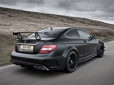 2013 Mercedes C63 Amg Black Series Coupe Gallery 450526