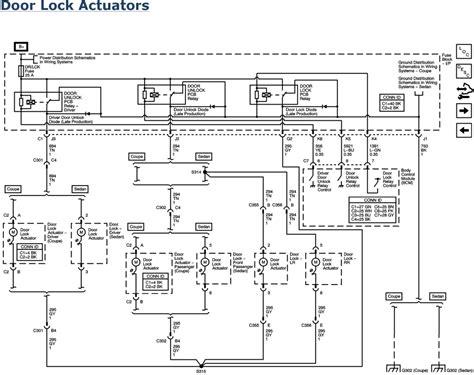 2006 Chevy Wiring Diagram by Repair Guides Doors 2006 Door Lock Indicator