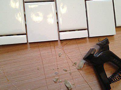 cutting ceramic tile   hand tile nipper