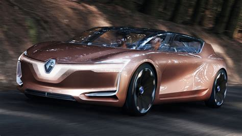 Renault Electric Car by Renault Introduces Six Year Plan 21 New Models Including