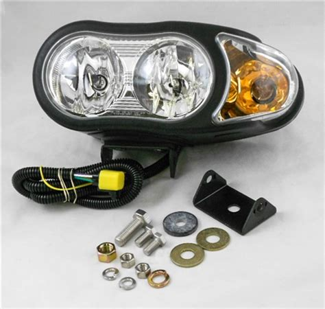 This New Oem Meyer Snow Plow Drivers Side Light