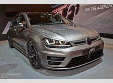 Dit is de 400 pk VW Golf R van ABT! Hartvoorautosnl