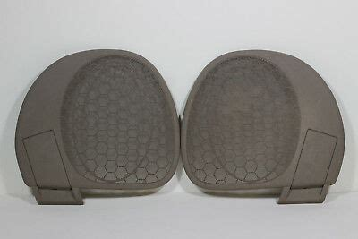 buick regal century rear speaker grill covers